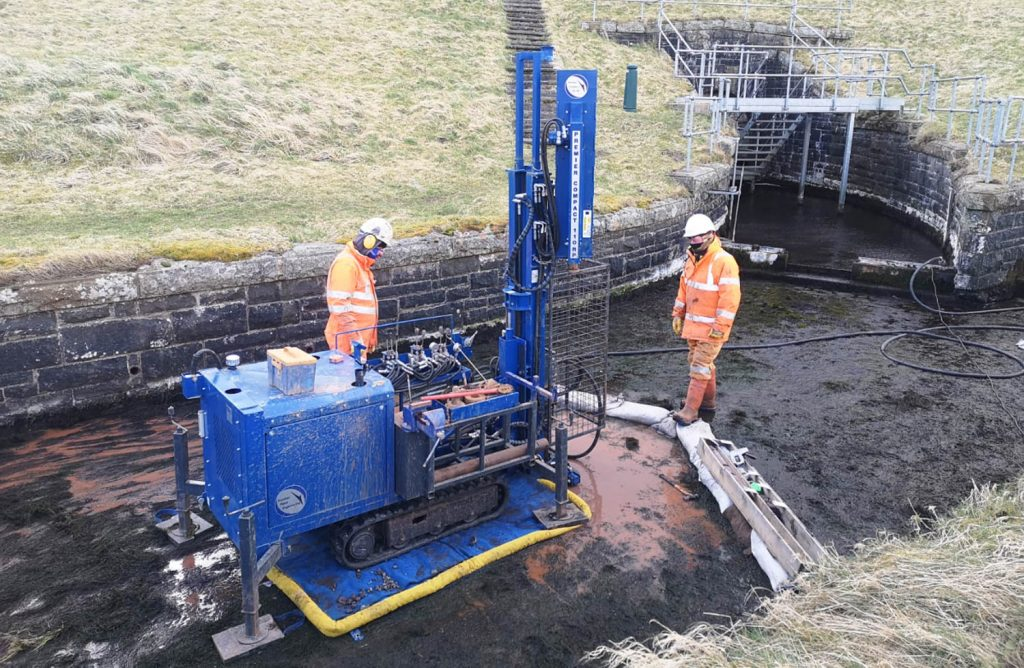 Presenting the latest addition to Raeburn Drilling & Geotechnical's fleet - the Premier 110RP Drill Rig. Read More.